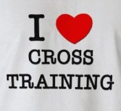 I_love_cross_training_tshirt